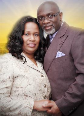 Pastors Desmond and Andrea Hutchinson